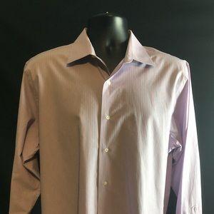 Bergamo NewYork Large 16-16 1/2,34-35 Casual shirt